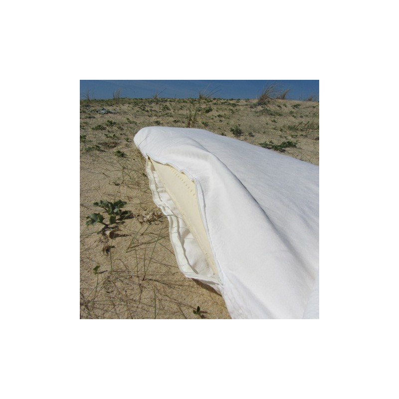 oreiller traversin bio hevea xxl 150 x 40cm ep 12cm silk nature. Black Bedroom Furniture Sets. Home Design Ideas
