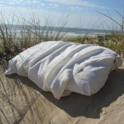 oreillers bio h v a nature en latex v g tal 100 naturel silk nature. Black Bedroom Furniture Sets. Home Design Ideas