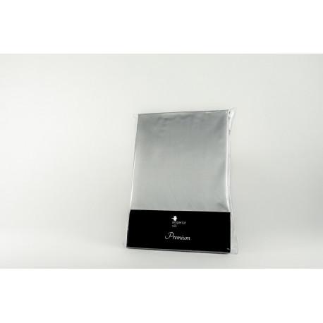Taie d'oreiller en soie Premium 22mm - Coloris argent